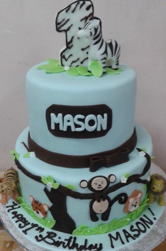 First Birthday Custom Cakes Nyc Inc